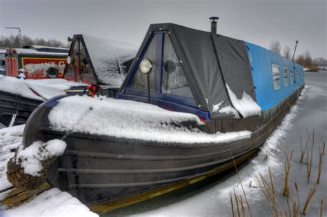 living on a boat in winter is a narrowboat cold in winter living on a narrowboat