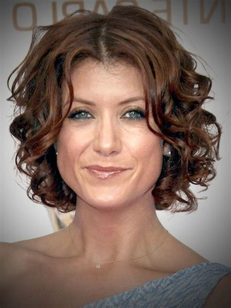 hairstyles for short hair big face big curly hair on round face short curly hair