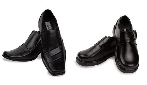 boys black formal dress shoes toddler baby school