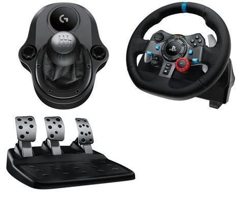 Logitech G29 Driving 1 buy logitech driving g29 wheel gearstick bundle