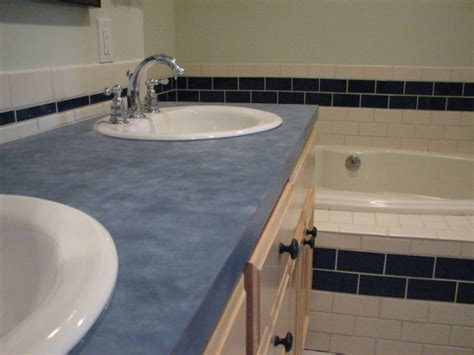 counter top installations