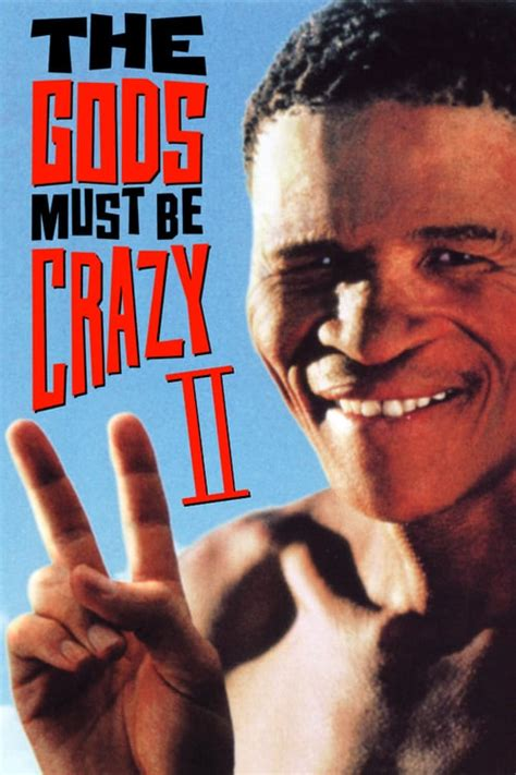 gods   crazy ii