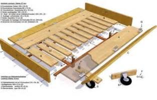 die besten 17 ideen zu holzbett selber bauen auf pinterest bett selber bauen 140x200 holzbett