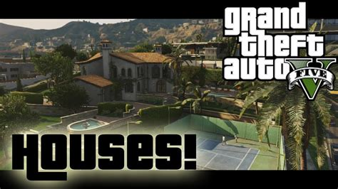 how do i buy houses on gta 5 gta 5 the best house in the game devin weston youtube