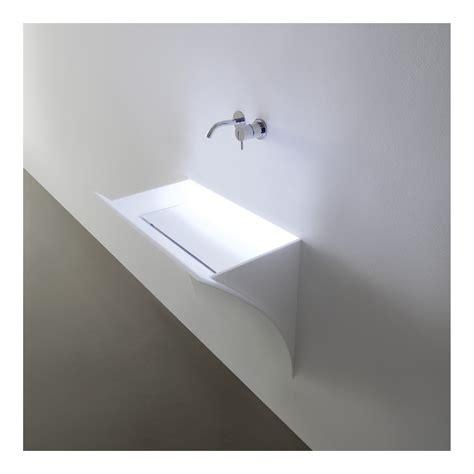 lavabo in corian antonio lupi strappo lavabo incasso in corian tattahome