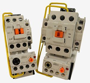 electric motor starters how magnetic motor starter works