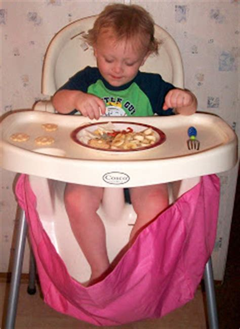 High Chair Food Catcher by Mommyhood Makeup Must Haves Childish Notions High