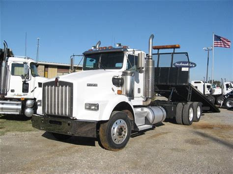 2001 kenworth for sale used 2001 kenworth t800 rollback truck for sale in ms 4145