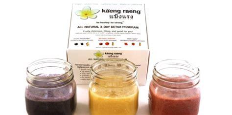 Kaeng Raeng Detox Cleanse by A Cleansing Giveaway Kaeng Raeng Chic Vegan