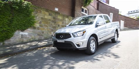 Und Mba Review by 2015 Ssangyong Actyon Review Caradvice