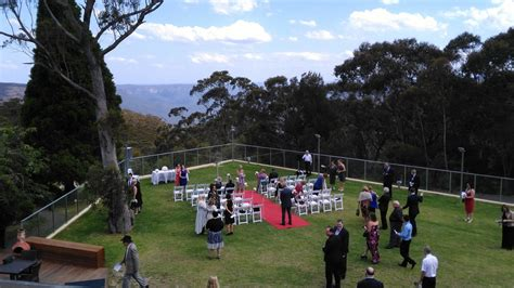 Wedding Ceremony Blue Mountains by Fairmont Resort Blue Mountains Mgallery By Sofitel