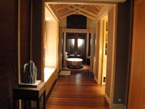 hallway bathroom entrance hallway to bathroom picture of shangri la s