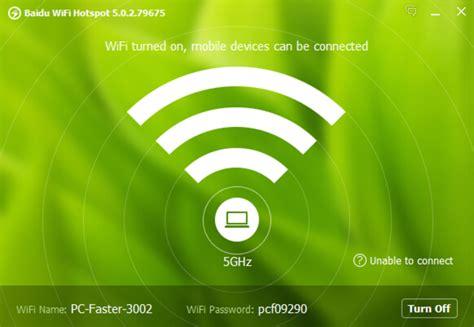 Wifi Hospot freeware wifi software