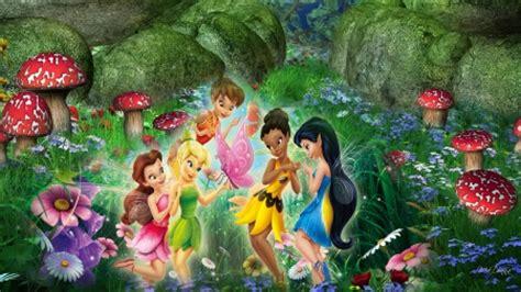 disney garden wallpaper disney fairy princesses movies entertainment