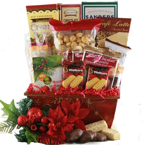 christmas gift baskets seasons best christmas gift basket