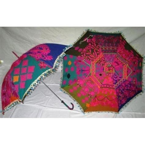 Handmade Umbrella - manufacturer of work designer umbrella handicraft