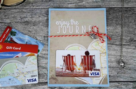 Personalized Visa Gift Cards - free printable enjoy the journey graduation gift card holder gcg