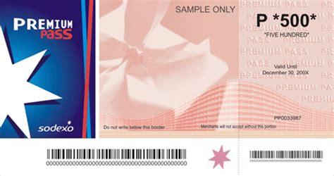 Sodexo Gift Card - mommy tots sodexo premium pass accredited merchants