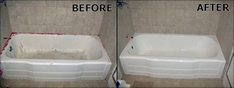 how to reglaze a bathtub yourself refinish bathtub and tile home improvement