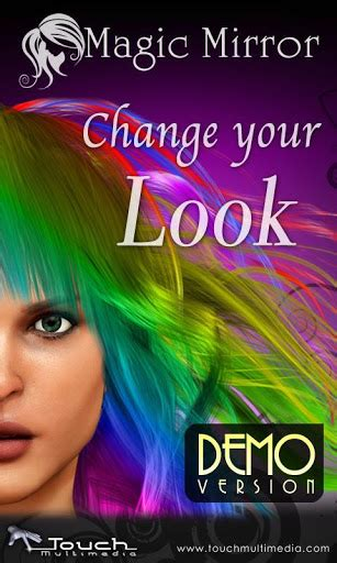 Play Magic Hairstyler by Magic Mirror Demo Hair Styler For Pc