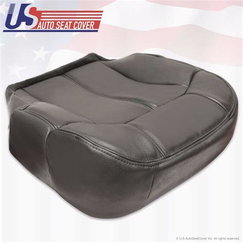 2001 tahoe seat covers 2000 chevy tahoe suburban driver bottom leather seat cover