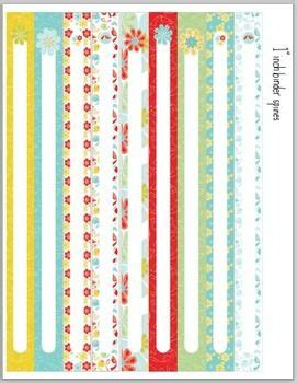 40 binder spine label templates in word format template archive