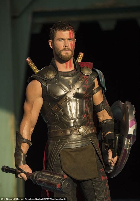 Sale Thor Battle Hammer Thor Marvel Studios The Mighty Avanger Tinggi chris hemsworth won t act as thor in future marvel daily mail