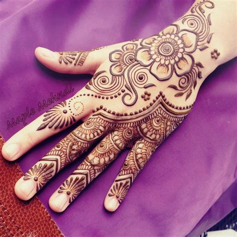 Stylish Designs | stunning stylish mehandi patterns latest mehandi designs