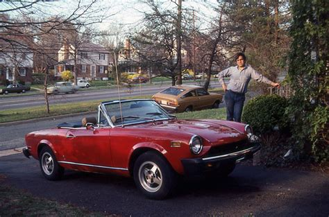 1977 fiat spider 124 cc vintage 1977 fiat 124 spider soup it up tony