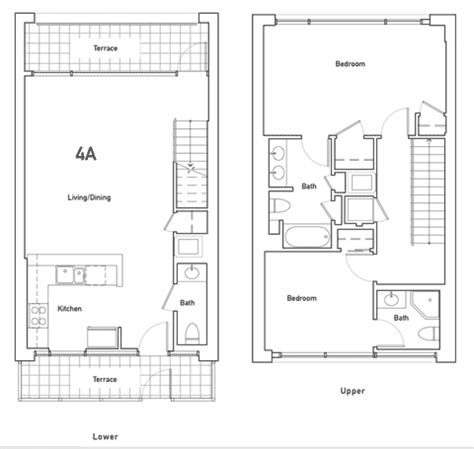 Icon Condo Floor Plan by Icon Floor Plan 4
