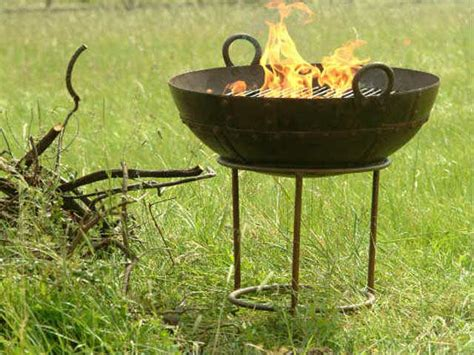 pit kadai kadai pit and barbecue with stand bbq grate