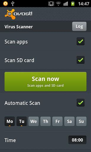 avast mobile antivirus apk android apps apk avast mobile security 2 0 4400 apk for android