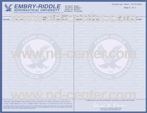 Embry Riddle Mba In Aviation Diploma by Of Western Ontario Of Virginia Degrees
