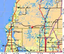 odessa florida fl 33556 profile population maps real