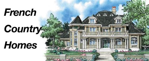 The Sater Design Collection wartime inspiration french country home plans sater