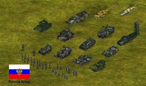 mod game rise of nation russia rise of nations fierce war mod image