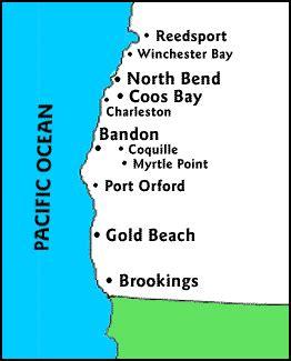 oregon coast travel guide southern coast lodging