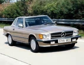 Mercedes W107 Mercedes Sl R107 Specs 1971 1972 1973 1974