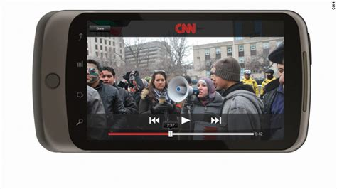cnn app for android cnn app launches for android phones