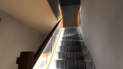 led lights for stairs kit ir sensor pad for led stair lights pretty pictures