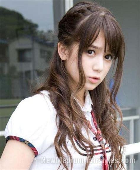 easy korean hairstyles for school cute korean hairstyles ideas for school 187 new medium