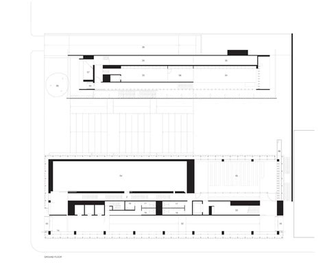 House Plan Com gallery of rmit design hub sean godsell 21