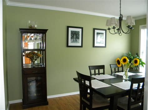 Green Dining Room by Diningroom Wisconsinbarnhouse