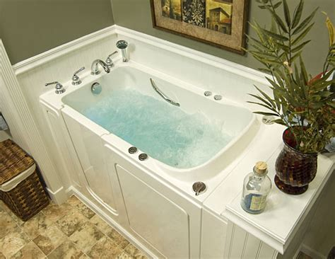 safe step bathtubs safe step walk in tub galkos construction inc