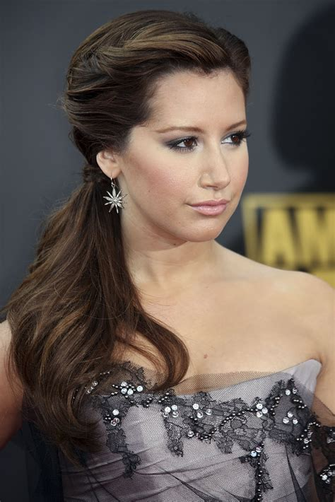 dressy ponytail hairstyles celebrities long ponytail hairstyles wallpapers prom
