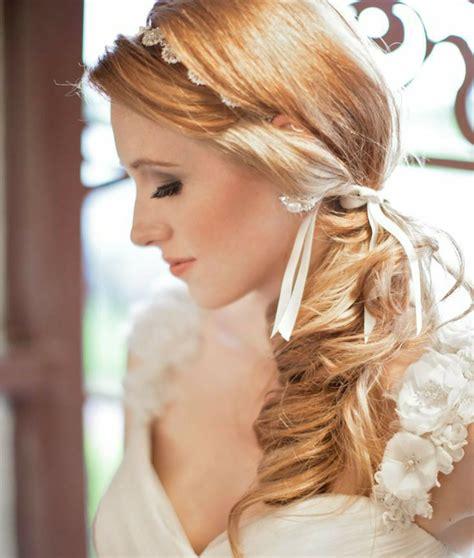 Hochzeitsfrisur Seitlich Gesteckt by Brautfrisuren Seitlich Gesteckt 30 Elegante Inspirationen