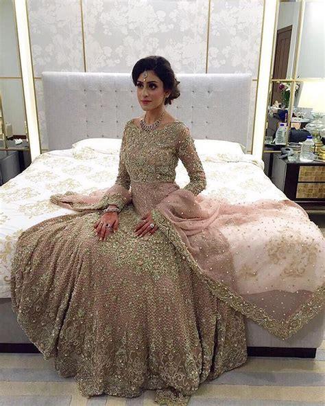 25 best ideas about pakistani wedding dresses on