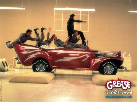 Grease Lighting Song by Greased Lighting Goes To Car Heaven The Same Week As Jeff