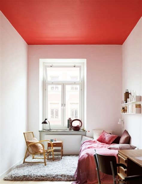crushing on painted ceilings almost makes