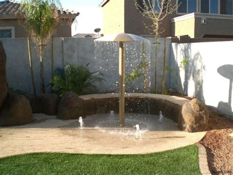 how to build a backyard splash pad 25 best ideas about backyard splash pad on pinterest